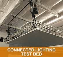 Connected Lighting Test Bed